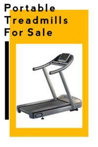portable treadmills for sale