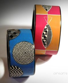 Doodle Me Do Canes and Bangles with Nikolina Otrzan #craftartedu