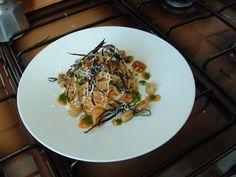 Pàtes- Spaghetti   a la  Norma  .Gino D'Aquino
