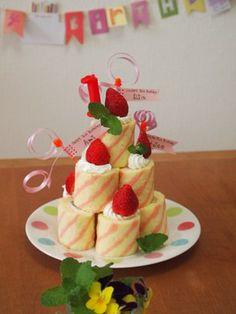 1st birthday baby cake idea