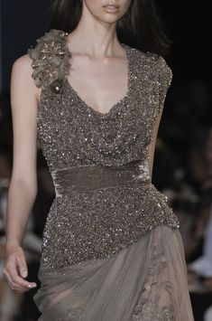 Elie Saab at Couture Fall 2010