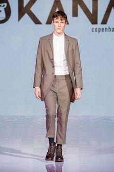 Male Fashion Trends: O'KANA Spring-Summer 2017 - Toronto Men's Fashion Week #TOMSS17