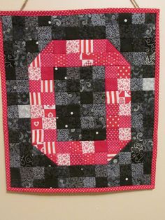 Ohio State Door or Wall Hanging by mycre8iveoutlet on Etsy, $45.00