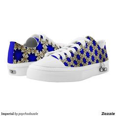 Imperial Printed Shoes