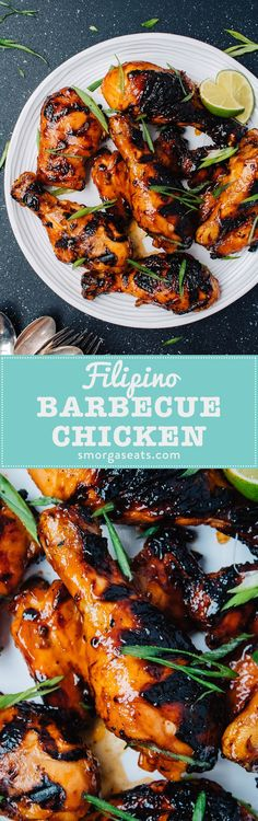 Filipino Barbecue Chicken
