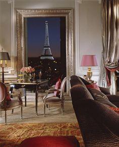 Hotel Plaza Athenee, Paris - Eiffel Suite 361