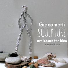 In February's Family Art Club we are taking inspiration from Alberto Giacometti and drawing and sculpting human figures. We're going to be learning that art can be fun, with no need for perfection, and we'll be thinking about how the simplest of shapes can convey deep emotion. For this workshop you will need: paper …