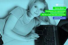 Solo Registrate en https://www.joinhiving.com/es_CO/ZDG1DHYZ3T,  Llena los formularios con las temáticas y completa tu perfil. Hecho esto ya estas listo para recibir encuestas a tu Email o a tu pagina web de Hiving, Ojo llena todos los formularios pues de esto depende las encuestas que recibirás.