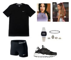 N.1 by marssysl on Polyvore featuring NIKE, Casio and Dorothy Perkins