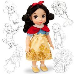 Disney Animators' Collection Snow White Doll - 16'' Disney http://www.amazon.com/dp/B00G2OYWRU/ref=cm_sw_r_pi_dp_Ldowub1KYXYHD