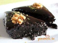 Browni, Cake Recipes, Kekler, Kek Tarifleri,   www.yemekevi.tv, www.facebook.com/YemekeviTV, www.twitter.com/yemekevitv, www.youtube.com/user/fvayni