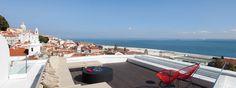 Wine Bar & Terrace - Memmo Alfama Lisbon, Portugal - Boutique Hotel - Design Hotel - Official Website