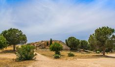 Grobowce królewskie w Pafos - My Travel Blog