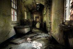 Hellingly Hospital Lunatic Asylum | Hospitales abandonados. El sanatorio mental Hellingly.
