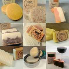 Assorted Soap Box  5 bars of soap by HannaHerbals on Etsy