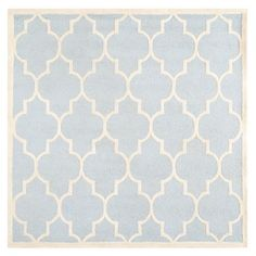 Safavieh Alexander Textured Wool Rug - BLUE