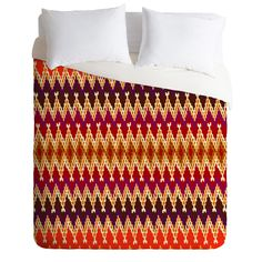 Budi Kwan Moving Mountains 1 Duvet Cover | DENY Designs Home Accessories