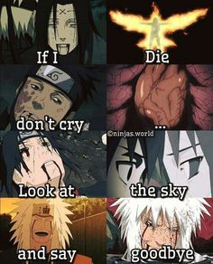 Naruto Shippuden || Anime Quote