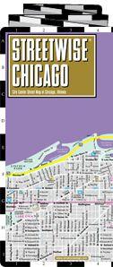 Strretwise Chicago Map 2013
