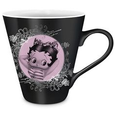 betty boop mug....SO CUTE!! I WANT THIS!