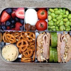 School Lunch Recipes Fit for Grown-Ups