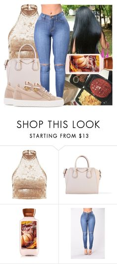 """"" by saditydej ❤ liked on Polyvore featuring Givenchy and Giuseppe Zanotti"