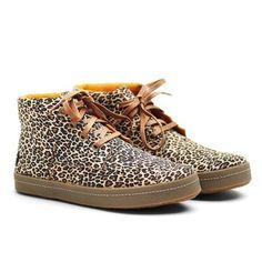 Shoe The Bear: Dandy Leopard Shoes