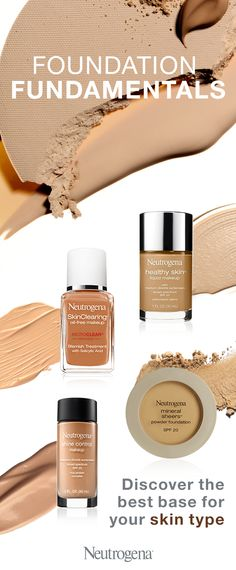 Great makeup starts with a solid foundation. Take our skincare quiz and get product recommendations based on your skin's wants and needs. Find your perfect match today.