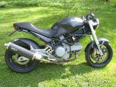 Ducati Monster 620 Dark