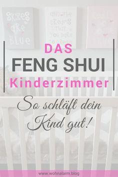 Feng Shui Im Kinderzimmer Hilft Bei Schlafproblemen Des Kindes