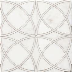 calacatta marble mosaic