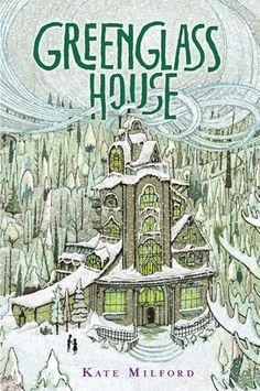 Greenglass House by Kate Milford. This middle- grade adventure is so much fun. Think Flavia or The Mysterious Benedict Society.