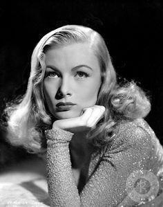 "Veronica Lake as Ellen Graham in ""This Gun for Hire"" (1942)"
