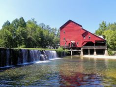 Rockbridge Mill Rockbridge Missouri Ozark County