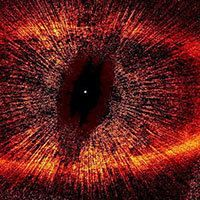 "The ""Eye of Sauron"" is the magnificently geeky nickname given to a young star called Fomalhaut and the space debris surrounding it, which, when put together, looks like a giant eye in outer space."