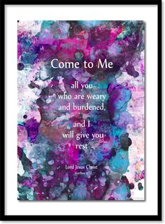 """171.  """"The Great Invitation"""" . . . with a promise. . . . by Matt Violassi (layered inks)"""