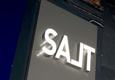 The Salt Lounge in West Hampstead! One of my favoiurite places to perform.  at.