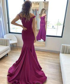 MERMAID LONG PROM DRESS V NECK EVENING DRESS cg15162