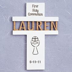 neat first communion gift!