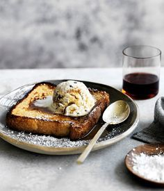 French toast :: Gourmet Traveller
