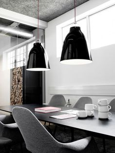 'Caravaggio Pendant Light by Lightyears. @2Modern'