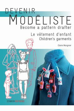 Le vétement d'enfant = Children's garments / concept and composition: Claire Wargnier