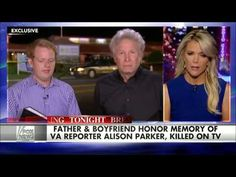 Andy Parker - The John Walsh of Gun Control