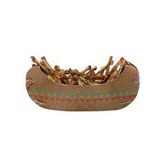 Pappschüsseln Indianer Kanu Snack, 6 Stück