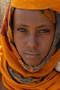 Ragazza etiope. Buon #8marzo