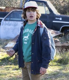 Pin for Later: 12 Stranger Things Halloween Costumes, Since You'll Be Seeing It Everywhere This Year Dustin Henderson