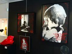 A la galerie 28 rue Jeanne d'Arc à Reims 😊