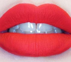 Sexy!!!! #red #lips