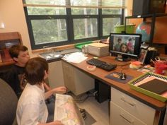 Great ideas for student roles for mystery skyping!