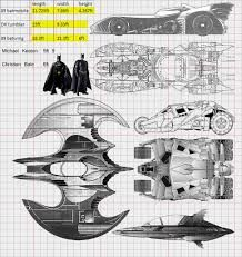 Image result for batwing vehicle blueprint